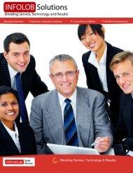 Managed Services Enterprise Application Software IT - Infolob