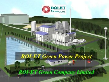 ROI-ET Green Power Project