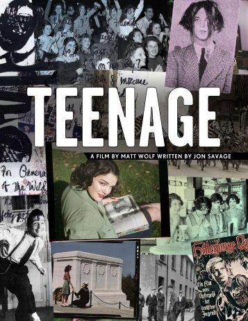 Teenage - Gebrueder Beetz Filmproduktion