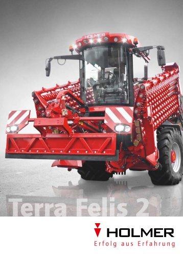 Prospekt Terra Felis 2 deutsch (PDF) - Holmer Maschinenbau GmbH