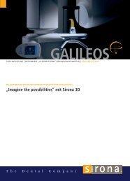 Sirona Galileos Prospekt