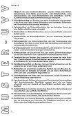GUV-V A8 - Sicherheitstechnische Dienste und Umweltschutz - Page 6