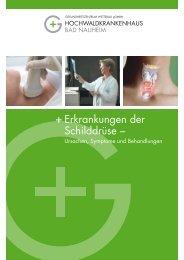 Erkrankungen der Schilddrüse (Hochwaldkrankenhaus Bad Nauheim)