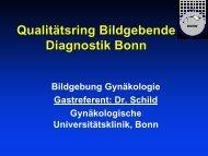Qualitätsring Bildgebende Diagnostik Bonn