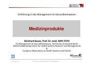 PDF, 1,2 MB - Fachgebiet Management im Gesundheitswesen ...