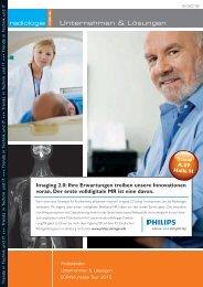 Unternehmen & Lösungen radiologie FORUM - Radiologieforum.de