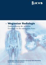Wegweiser Radiologie KVB
