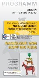 PROGRAMM - KelCon GmbH