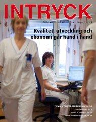 Intryck nr 5, 2012 - Landstinget i Värmland