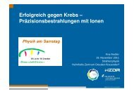 Material zum Vortrag (14,9 MB pdf-Datei - Physik am Samstag