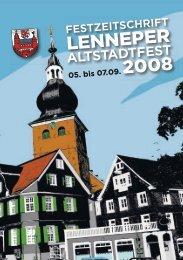 Festzeitschrift - Lennep Offensiv eV