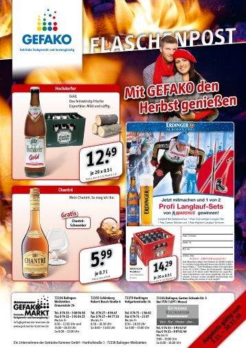 Www.getraenke-Kommer.de Magazine