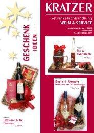 wein & service - Kratzer