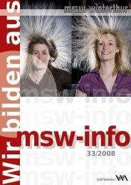 33/2008 - msw-winterthur
