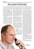 Hightech für die Schöpfung – - Marienhospital Stuttgart - Seite 4