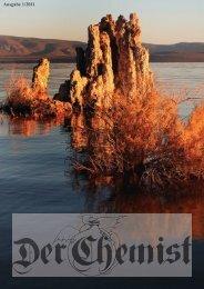 7. Ausgabe 01/11 - Fachschaft Chemie - TUM