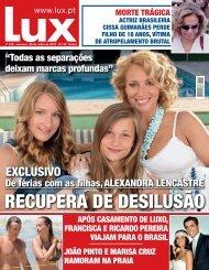 RECUPERA DE DESILUSÃO - Lux - Iol