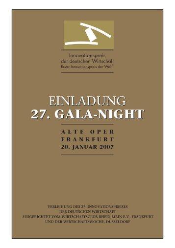 gala-night - Wirtschaftsclub Rhein-Main e.V.