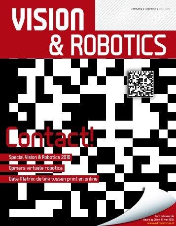 NummeR 3 | meI 2010 & ROBOTICS - Vision & Robotics