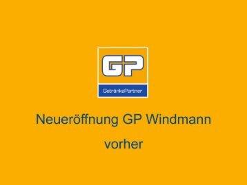 Neueröffnung GP Windmann