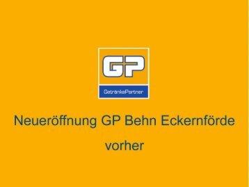Neueröffnung GP Behn Eckernförde