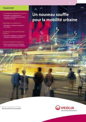 Transport - Veolia Environnement