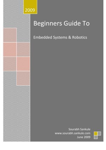 Embedded Technology and Robotics