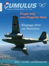 Flugtage 2010 ein Resümee Finger weg vom Flugplatz Wels
