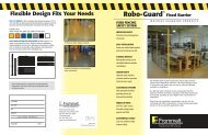 Robo Guard Brochure - Frommelt Safety Products