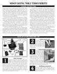 OWNER'S MANUAL - donic - Page 3
