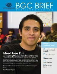 Meet Jose Ruiz - Boys and Girls Club of Kern County