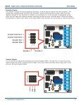 B0099 - Robo Claw 2 Channel 5A Motor Controller ... - Basic Micro - Page 6