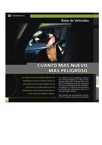 Por medio de un estudio estadístico referente a ... - CESVI Argentina