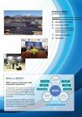 Profile of NEDO April 2012 – March 2013 (3.07 - Page 5