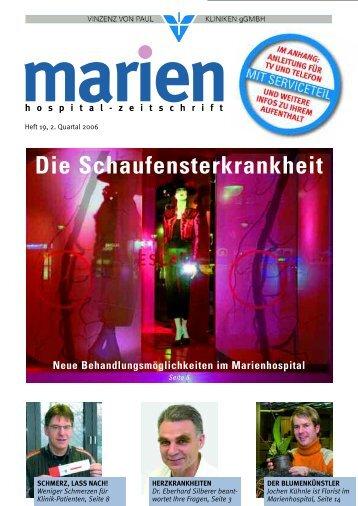 aktuell - Marienhospital Stuttgart