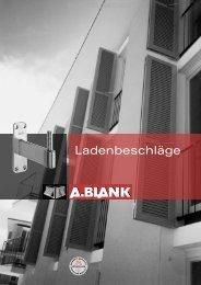 Blank Beschläge - TKM Fenster