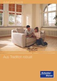 Aus Tradition robust - Schenker Storen AG
