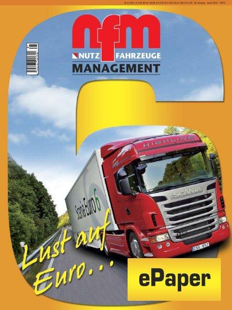 Aus- & Weiterbildung - NFM Verlag Nutzfahrzeuge Management