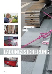 Ladungssicherung - TOP ART Werbeagentur