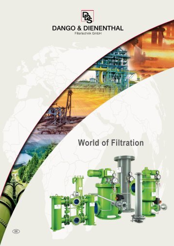 Broschüre DDS Filtertechnik GmbH - DANGO & DIENENTHAL ...