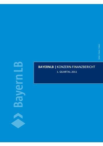 Konzern-finanzbericht - Bayerische Landesbank