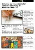zuverlässig – individuell – kompetent - Raiffeisenbank Region Mank - Page 5