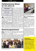 zuverlässig – individuell – kompetent - Raiffeisenbank Region Mank - Page 6