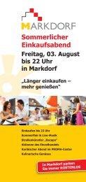 Einkaufsabend Flyer 2012.indd - Ferienlandschaft Gehrenberg ...