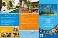 Gehrenberg Exklusiv Card - Tourismusgemeinschaft Gehrenberg ...