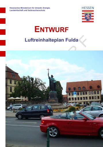 ENTWURF - in Fulda