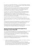 Aktuelles aus der  Rechtsprechung - GEW - Seite 5