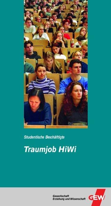 Broschuere stud Beschaef fsz - GEW Schleswig-Holstein ...