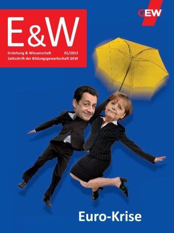 Euro-Krise - GEW