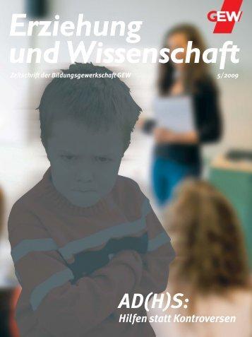 AD(H)S: - GEW
